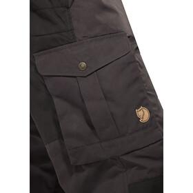 Fjällräven Barents Pro Pantalon Homme, dark grey/black